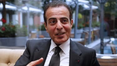 Mohamed Jaham Al-Kuwari, l'ambassadeur du Qatar en France.