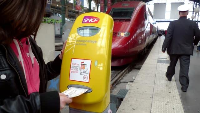 Si votre train est annulé, votre billet reste valable deux jours pour le même trajet lors d'une grève SNCF.