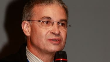 Patrick Benasconi, le président de la puissante FNTP