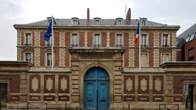 Les locaux de la Banque de France, à Rouen.
