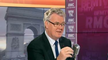 Le Haut commissaire aux retraites Jean-Paul Delevoye