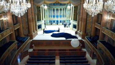 L'Opéra Royal de Versailles en septembre 2009.