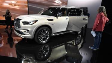 Cap sur les SUV, l'Amérique et la Chine pour Infiniti, qui quitte l'Europe... Et surtout l'usine Nissan de Sunderland.