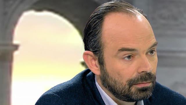 Edouard Philippe, maire du Havre