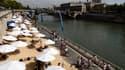 Paris-Plage a ouvert ses portes dans la capitale (illustration)