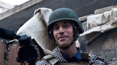 Le journaliste américain James Foley, assassiné début septembre en Syrie par l'Etat islamique.