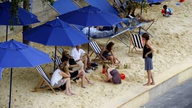 Il n'y aura plus de sable sur les bords de Seine pour Paris Plages.