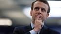Emmanuel Macron est jugé comme le candidat le plus crédible pour redresser l'économie.