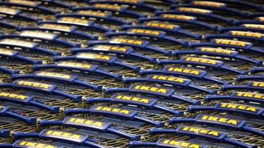Lasse D Avoir A Payer Des Amendes Ikea Met En Garde Moscou