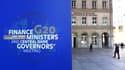 La crise européenne est dans tous les esprits à la réunion du G20 Finances qui s'est ouverte vendredi à Paris pour parfaire des propositions sur la réduction des déséquilibres mondiaux dans l'optique du sommet de Cannes des 3 et 4 novembre. /Photo prise l