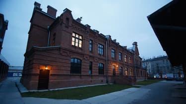 Ce bâtiment, l'un des plus emblématiques du quartier de Praga, a déjà été transformé une première fois pour en faire un centre culturel. Il va devenir un centre dédié aux start-up.