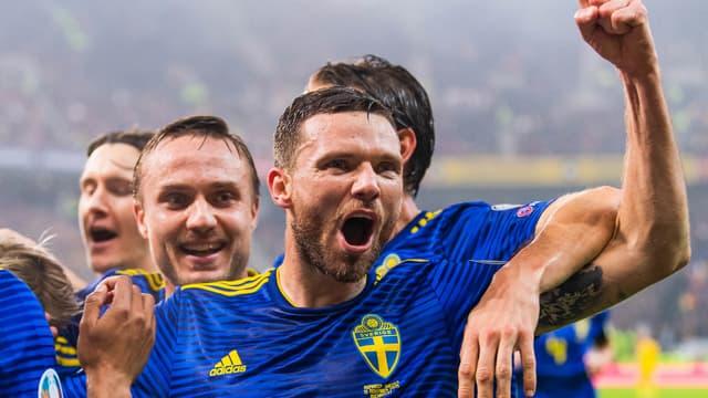 Marcus Berg - Suède