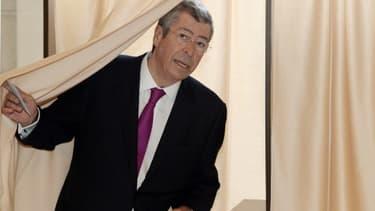 Patrick Balkany repart pour un cinquième mandat à Levallois-Perret.