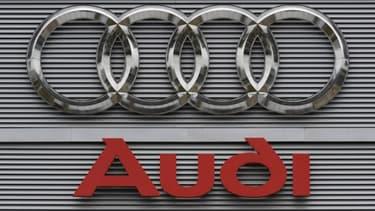 Audi s'inscrit dans la logique d'investissement du groupe Volkswagen, avec 84,2 milliards d'euros au total.
