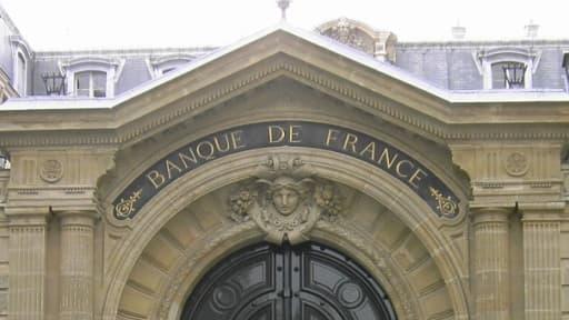La Banque de France revoit sa prévision de croissance légèrement à la hausse en ce début juillet 2013.