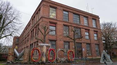 A Mulhouse, une résidence d'artistes réinvente la friche culturelle.