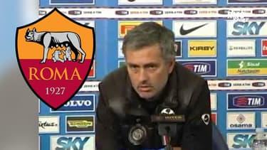 """Serie A : Quand Mourinho dénonçait la """"fourberie"""" de l'AS Rome"""