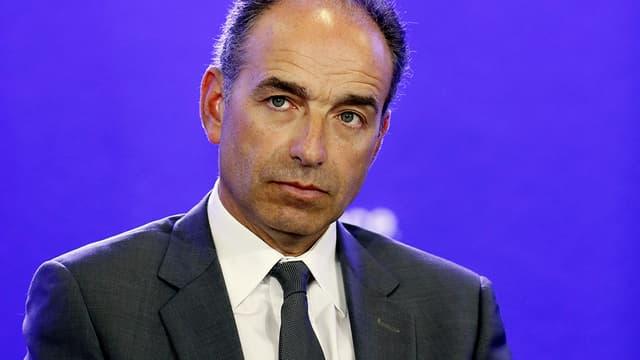 L'ancien président de l'UMP Jean-François Copé, ici le 24 avril 2014, a été mis en examen pour abus de confiance