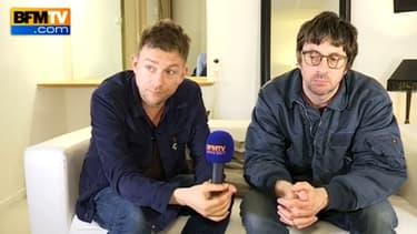 """Le groupe Blur est de retour avec """"The Magic Whip""""."""