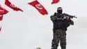 Un membre des forces spéciales tunisiennes. (Photo d'illustration)