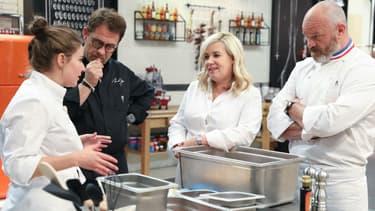 Top Chef: Michel Sarran, Hélène Darroze et Philippe Etchebest -