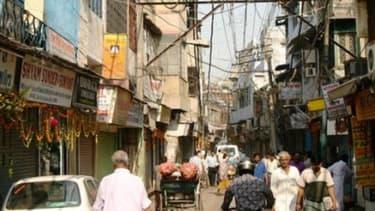 L'Inde a enregistré une croissance de 5% en 2012-2013