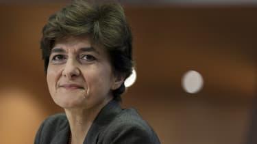 L'eurodéputée Sylvie Goulard, le 10 octobre 2019