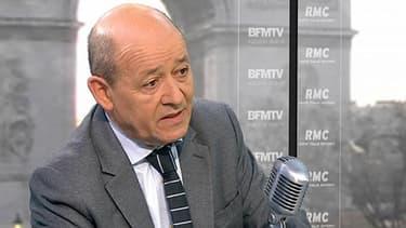 Jean-Yves Le Drian, le ministre de la Défense, a annoncé la mort de 15 djihadistes au Mali.