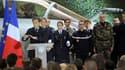 Nicolas Sarkozy, à l'occasion d'un discours sur la base aérienne de Saint-Dizier (Haute-Marne), a exclu une intervention des 900 soldats français déployés en Côte d'Ivoire pour contraindre le président ivoirien sortant Laurent Gbagbo à céder la place à Al