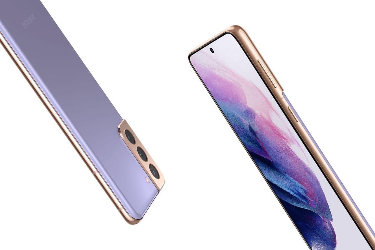 Promotion sur le Samsung Galaxy S21+