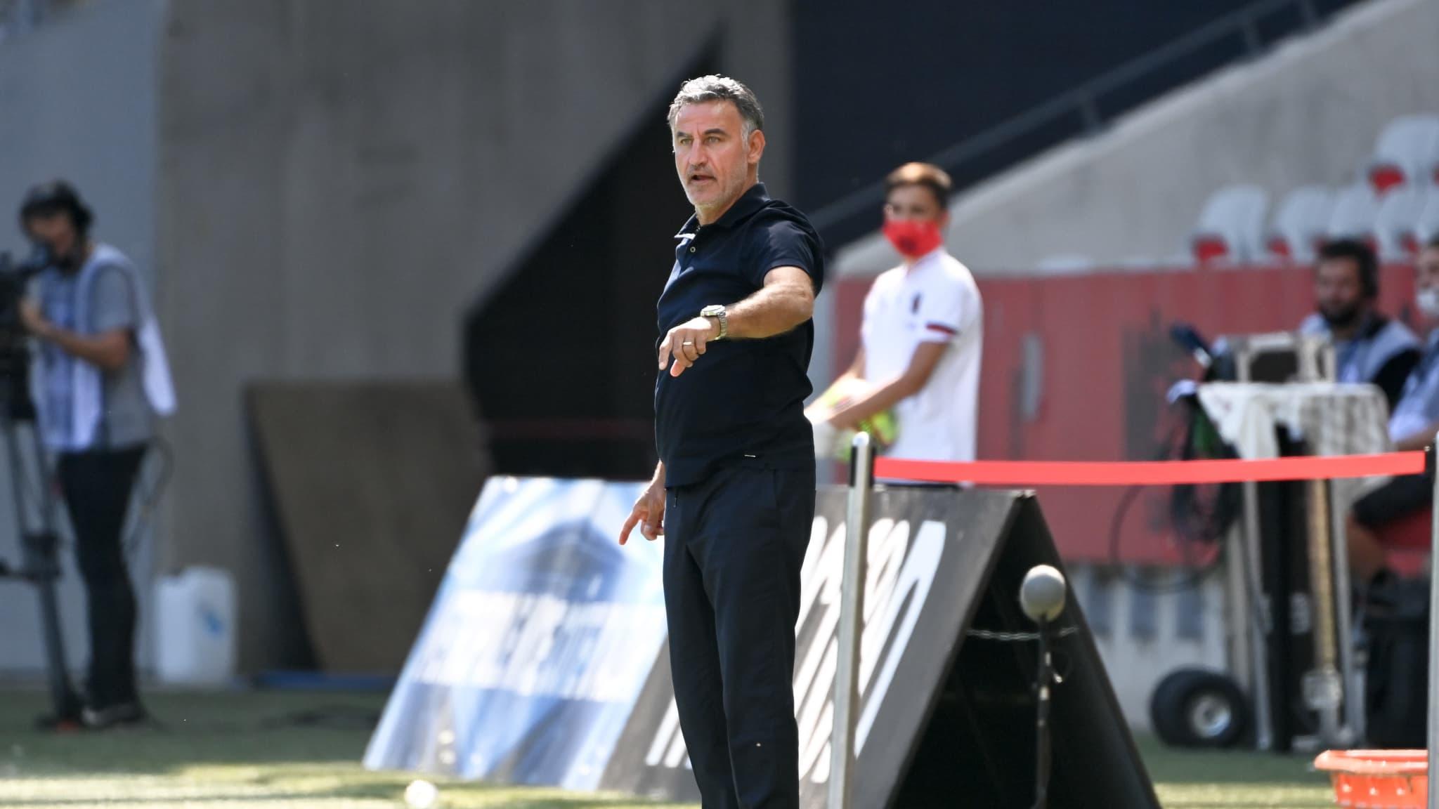 Galtier demande à ses joueurs de ne pas célébrer les buts devant les supporters adverses