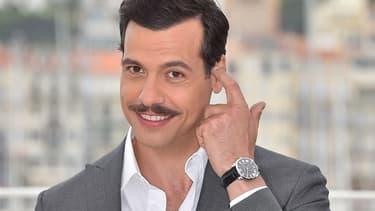 Laurent Lafitte, le 11 mai 2016 au Festival de Cannes.