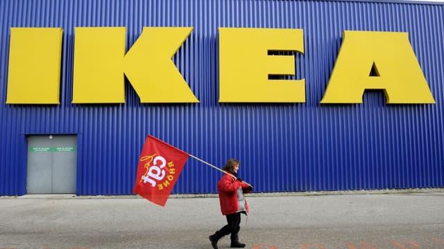 Des mouvements ont déjà été lancés le 5 mai dans des dépôts de stockage du groupe suédois