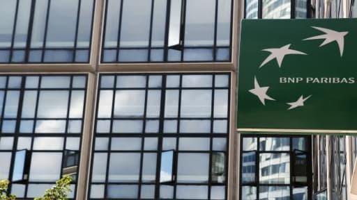 En plus d'une amende, BNP Paribas se verrait interdire certaines transactions en dollars.
