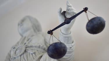 La déesse de la Justice