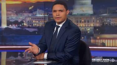 Trevor Noah, le présentateur du Daily Show