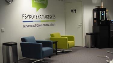 Un centre de consultation psychologique du groupe finlandais Vastaamo