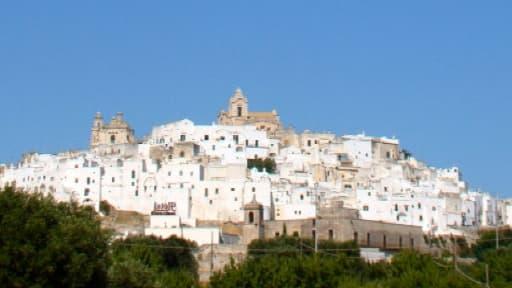 Les Pouilles, région du sud-est de l'Italie est un endroit très à la mode cet été.