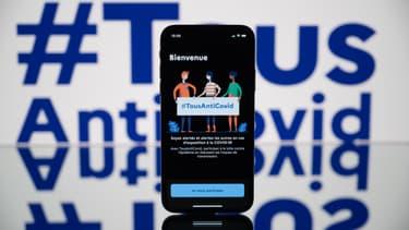 L'application TousAntiCovid est disponible depuis le 22 octobre 2020