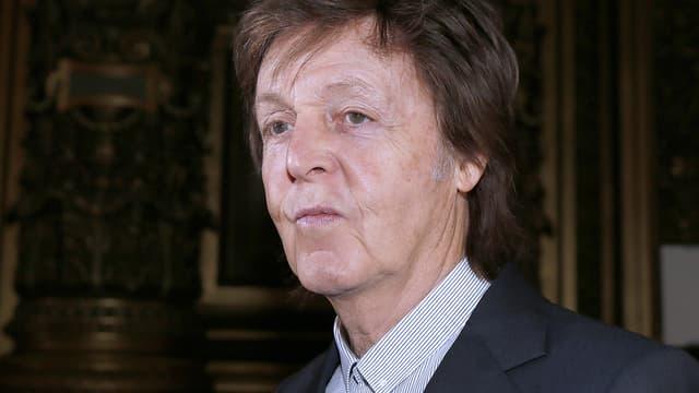 Paul McCartney en mars 2016