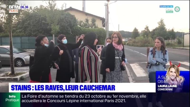 Seine-Saint-Denis: des raves perturbent le quotidien des habitants de Stains