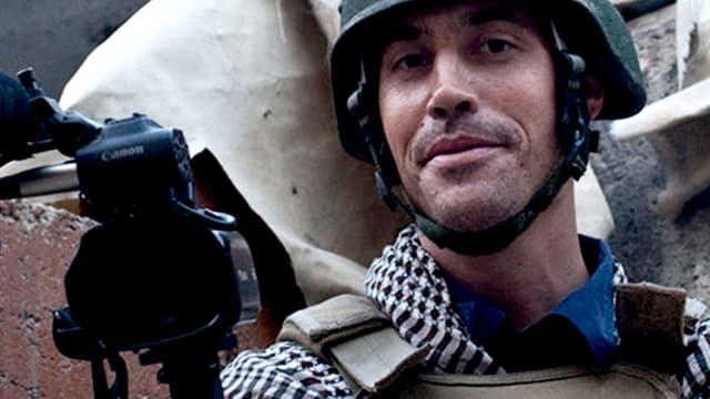 James Foley, le 5 novembre 2012, à Alep, en Syrie, dix-sept jours avant son enlèvement.