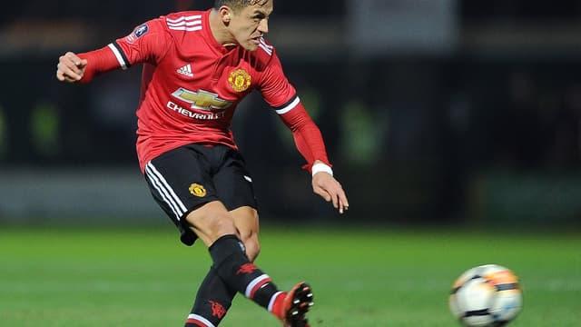 Alexis Sanchez (Manchester United)