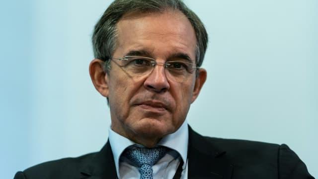 Thierry Mariani, en octobre 2019 à Bruxelles