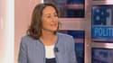 Invitée de BFM Politique, Ségolène Royal a ouvertement critiqué les propos de son ancienne dauphine, Delphine Batho.