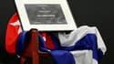 """Chaise vide dans l'hémicycle du Parlement européen pour symboliser l'absence du dissident cubain Guillermo Farinas, qui a reçu symboliquement le prix Sakharov mercredi. Empêché de se rendre à Strasbourg pour recevoir ce prix """"pour la liberté de l'esprit"""""""