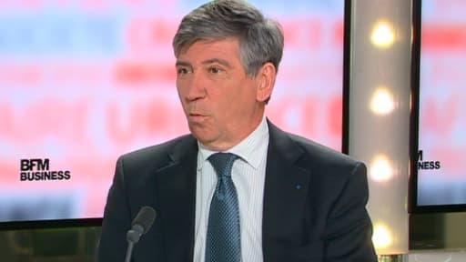 Gérard Rameix, le président de l'Autorité des marchés financiers (AMF), était l'invité de BFM Business, ce lundi 2 juin.
