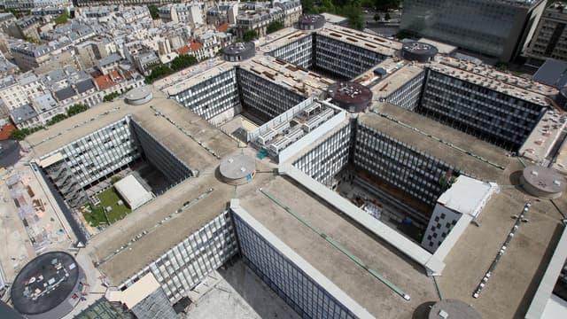 Campus de Jussieu de la Sorbonne (photo d'illustration)