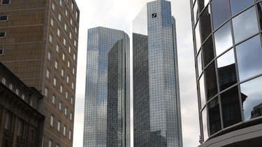Deutsche Bank a prêté un total de 300 millions de dollars à l'empire Trump