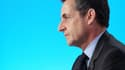 Nicolas Sarkozy, le 3 mai 2012.